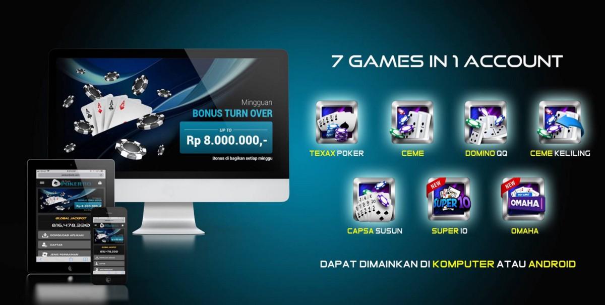 Keuntungan Menarik Join Ke Agen Pokerbo